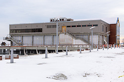 Boathouse at Canal Dock Phase II | State Project #92-570/92-674 Construction Progress Photo Documentation No. 18 on 8 January 2018. Image No. 02