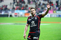 Joie Maxime MEDARD - 24.04.2015 - Stade Francais / Stade Toulousain - 23eme journee de Top 14<br />