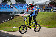 2021 UCI BMXSX World Cup<br /> Round 3 and 4 at Bogota (Colombia)<br /> Friday Practice<br /> ^we#200 HOWELL, Shanayah (ARU, WE)