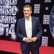MON/Monaco/20140527 -World Music Awards 2014, Ezio Greggio