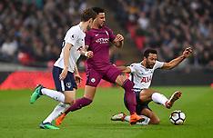 Tottenham Hotspur v Manchester City 14 April 2018