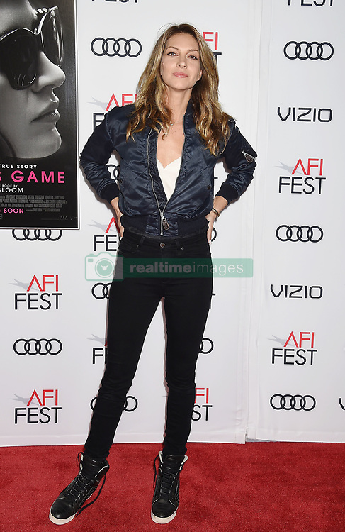 HOLLYWOOD, CA - NOVEMBER 16: Actress attends AFI FEST 2017 Closing Night Gala - Screening of 'Molly's Game' at TCL Chinese Theatre on November 16, 2017 in Hollywood, California. 16 Nov 2017 Pictured: HOLLYWOOD, CA - NOVEMBER 16: Actress Dawn Olivieri attends AFI FEST 2017 Closing Night Gala - Screening of 'Molly's Game' at TCL Chinese Theatre on November 16, 2017 in Hollywood, California. Photo credit: Jeffrey Mayer / MEGA TheMegaAgency.com +1 888 505 6342
