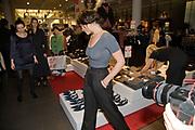 GEMMA ARTERTON, H & M preview of Come Des Garcons for H & M. H & M Regent St. London W1. 12 November 2008.  *** Local Caption *** -DO NOT ARCHIVE-© Copyright Photograph by Dafydd Jones. 248 Clapham Rd. London SW9 0PZ. Tel 0207 820 0771. www.dafjones.com.