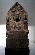 Buddhist stele. Western Wei Dynasty (534-557 A.D). China