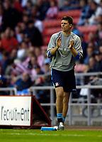 Photo: Jed Wee.<br /> Sunderland v Birmingham City. Coca Cola Championship. 09/08/2006.<br /> <br /> Sunderland manager Niall Quinn.