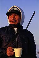 Inuit Narwhal hunter Nat Maktar, Pond Inlet, Canada