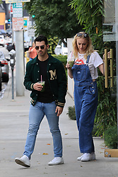 Pregnant Sophie Turner and Joe Jonas out shopping in West Hollywood. 28 Feb 2020 Pictured: Joe Jonas, Sophie Turner. Photo credit: Rachpoot/MEGA TheMegaAgency.com +1 888 505 6342