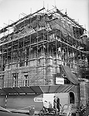 1960 - Repairs at the National Library, Dublin