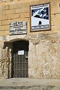 Second world war 1940s air raid shelters, Mellieha, Malta
