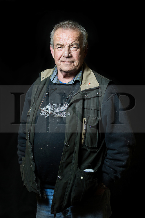 """© Licensed to London News Pictures. 04/05/2016. Birkenhead UK. Picture shows volunteer & former Canal Boatman John Goodier who worked on the restoration of the Daniel Adamson at Canada Docks in Liverpool. The Daniel Adamson steam boat has been bought back to operational service after a £5M restoration. The coal fired steam tug is the last surviving steam powered tug built on the Mersey and is believed to be the oldest operational Mersey built ship in the world. The """"Danny"""" (originally named the Ralph Brocklebank) was built at Camel Laird ship yard in Birkenhead & launched in 1903. She worked the canal's & carried passengers across the Mersey & during WW1 had a stint working for the Royal Navy in Liverpool. The """"Danny"""" was refitted in the 30's in an art deco style. Withdrawn from service in 1984 by 2014 she was due for scrapping until Mersey tug skipper Dan Cross bought her for £1 and the campaign to save her was underway. Photo credit: Andrew McCaren/LNP ** More information available here http://tinyurl.com/jsucxaq **"""