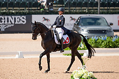 Dressage Eventing - Tryon 2018