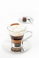 Nederland, Gouda, 20100706..Chocolate Coffee..Gouda Kookt