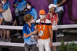 Minderhoud Hans Peter, NED<br /> Olympic Games Tokyo 2021<br /> © Hippo Foto - Dirk Caremans<br /> 28/07/2021
