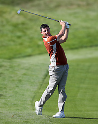 File photo dated 29-09-2018 of Team Europe's Rory McIlroy on the 4th during the Foursomes match on day two of the Ryder Cup at Le Golf National, Saint-Quentin-en-Yvelines, Paris.