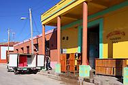 Bakery delivery in Gibara, Holguin, Cuba.