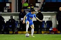 Connor Jennings. Stockport County FC 0-2 Sutton United FC. Vanarama National League. Edgeley Park. 2.2.21