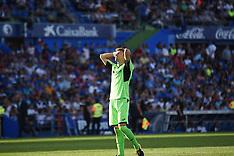 Getafe v Real Madrid - 14 October 2017