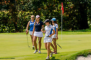 21-07-2018 Pictures of the final day of the Zwitserleven Dutch Junior Open at the Toxandria Golf Club in The Netherlands.  GAIDO, Alessia (IT) and DURANTE, Cecilia (IT)