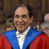 Edinburgh 10th Feb 2007Justice Albie Sachs received  an honorary degree today from one of Scotland's oldest universities.