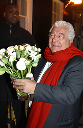 Chef ANTONIO CARLUCCIO at a party to celebrate the opening of Jasper Conran's new shop and HQ at 36 Sackville Street, London W1 on 15th February 2005.<br /><br />NON EXCLUSIVE - WORLD RIGHTS