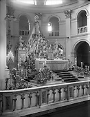 1953 - Franciscan Church, Merchant's Quay, Feast of Our Lady of Lourdes