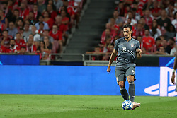 September 19, 2018 - Lisbon, Portugal - Bayern Munich's defender Mats Hummels from Germany in action during the UEFA Champions League Group E football match SL Benfica vs Bayern Munich at the Luz stadium in Lisbon, Portugal on September 19, 2018. (Credit Image: © Pedro Fiuza/NurPhoto/ZUMA Press)