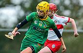 Meath v Derry - All-Ireland Camogie Intermediate Qr. Final 2020