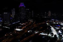 September 15, 2017 - Singapore, Singapore - Motorsports: FIA Formula One World Championship 2017, Grand Prix of Singapore, ..general view, #5 Sebastian Vettel (GER, Scuderia Ferrari) (Credit Image: © Hoch Zwei via ZUMA Wire)