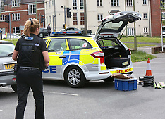 Police Wheel Change