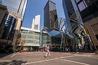Stephen Avenue Walk & CORE Shopping Centre