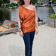 NLD/Oudekerk a/d Amstel/20080618 - Boekpresentatie Vivianne Ewbank, Rosanna Lima