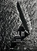 Foto de cartel del archivo SailingShots de María Muiña con motivo del SAIL IN Festival. Un reconocimiento a su trayectoria fotográfica profesional en el mundo de la vela.
