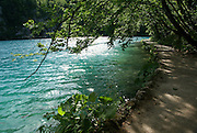 Croatia, Plitvice Lakes National Park