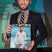 NLD/Amsterdam/20140416 - Presentatie L' Homo 2014, Evgeny Levchenko