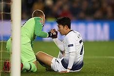 FC Barcelona v Tottenham Hotspu 11 Dec 2018