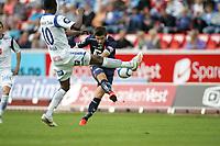 Fotball. Cupen 2011. 22.06.2011<br /> Haugesund v Viking FK.<br /> Haugesund Stadion.<br /> Foto. Simon Rogers, Digital Sport.<br /> <br /> Haugesund : Umaru Bangura<br /> Viking : Valon Berisha