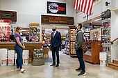 March 10, 2021 (DC): President Biden Visits Small Business Benefiting From PPP Loan