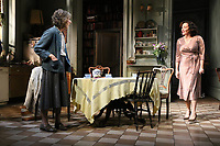 Dame Eileen Atkins, Lucy Cohu, The Height of The Storm - Photocall, Wyndham's Theatre, London, UK, 04 October 2018, Photo by Richard Goldschmidt