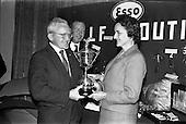 1963 - Esso Staff Golf Outing at Woodbrook Golf Club, Co. Dublin