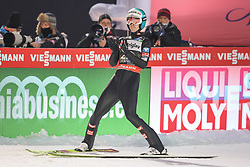 10.12.2020, Planica Nordic Centre, Ratece, SLO, FIS Skiflug Weltmeisterschaft, Planica, Einzelbewerb, Qualifikation, im Bild Michael Hayboeck (AUT) // during the qualification for the men individual competition of FIS Ski Flying World Championship at the Planica Nordic Centre in Ratece, Slovenia on 2020/12/10. EXPA Pictures © 2020, PhotoCredit: EXPA/ Tadeusz Mieczynski
