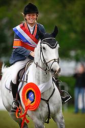 Van den Brink Stefanie - Verdi<br /> Nederlands Kampioenschap Springen <br /> CH Mierlo 2010<br /> © Hippo Foto - Dirk Caremans