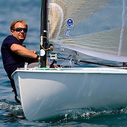 20110616: SLO, Sailing - Gasper Vincec and Vasilij Zbogar sailing in Adriatic Sea