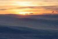From a skiing trip to Store Kluken, fra en skitur til Store Kluken