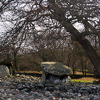 Europe, Great Britain, Wales. Dyffryn Ardudwy Burial Chambers.