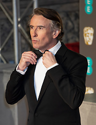 Alan Partridge attends the EE British Academy Film Awards (BAFTA) Red Carpet Arrivals at The Royal Albert Hall in London, 10 February 2019.<br /><br />10 February 2019.<br /><br />Please byline: Vantagenews.com