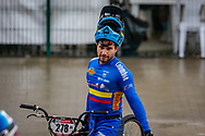 2021 UCI BMXSX World Cup<br /> Round 4 at Bogota (Colombia)<br /> Semis<br /> ^me#278 RAMIREZ YEPES, Carlos Alberto (COL, ME) GW