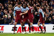 Chelsea v West Ham United 301119