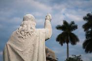 Memorial at Christopher Columbus Cemetery (Necropolis Cristobal Colon), Havana, Cuba