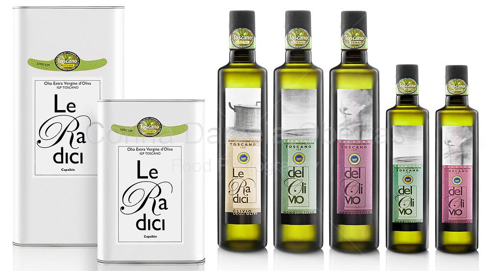 Olive oil for Clivio Degli Ulivi, Capalbio, Tuscany