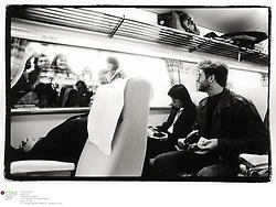 February 25, 2011 - London, England, United Kingdom - George Michael ..Wham..Japan 1989..**Special fees apply**..**Call and agree fees before usage**..Credit All Uses (Credit Image: © © Michael Putland / Retnauk/Avalon via ZUMA Press)